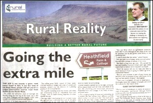 Farmweek article about Heathfield Farm
